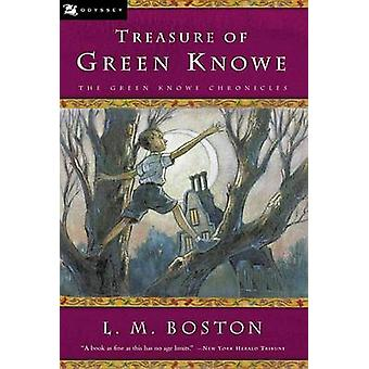 Treasure of Green Knowe by L M Boston - 9780152026011 Book