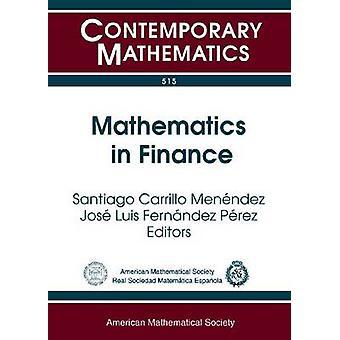 Mathematics in Finance - UIMP-RSME Lluis A. Santalao Summer School - M