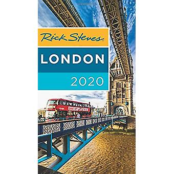 Rick Steves London 2020 by Rick Steves - 9781641711579 Book