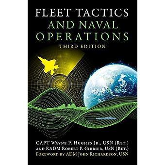 Tattiche della flotta e operazioni navali di Wayne Hughes - 9781682473375 Bo