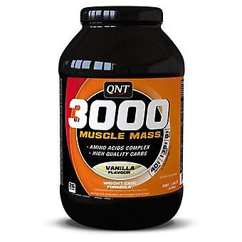 QNT Nutrition Protein 3000 Muscle Mass Vanilla 4.5 kg