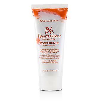 Bb. cabeleireiro'condicionador de óleo invisível (cabelo seco a muito seco) 200ml/6.7oz