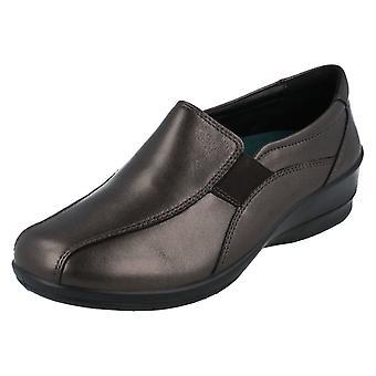 Ladies Padders Slip On Shoes Skye 2