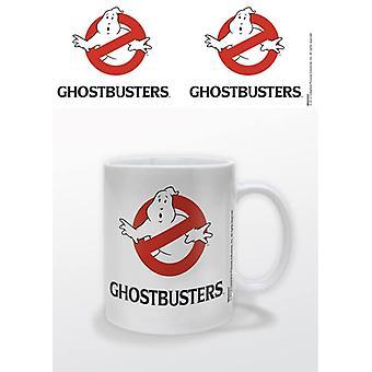 Ghostbusters Logo Becher