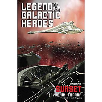 Legend of the Galactic Heroes - Vol. 10 - Sunset by Yoshiki Tanaka - 9
