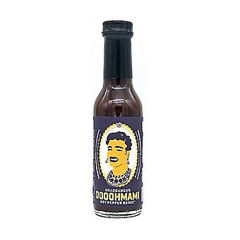 Shaquanda's OOOOHmami Hot Pepper Sauce