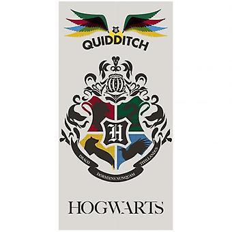 Harry Potter Towel Quidditch