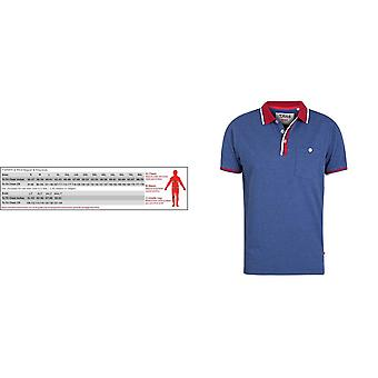 Duke Mens Nigel Kingsize Pique Polo Shirt
