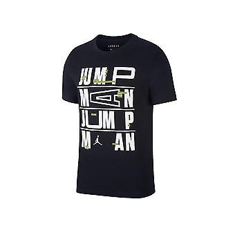 Nike Jordan Drifit Jumpman CJ6302010 universal all year men t-paita