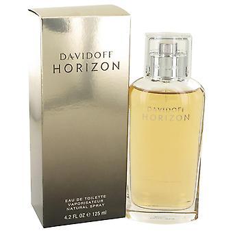 Davidoff Horizon Eau De Toilette Spray By Davidoff 4.2 oz Eau De Toilette Spray