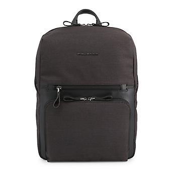 Man piquadro synthetic backpack p16279
