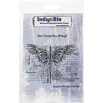 IndigoBlu Art gir deg vinger A6