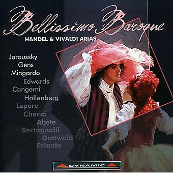 Bellissimo Baroque - Bellissimo Baroque [CD] USA import