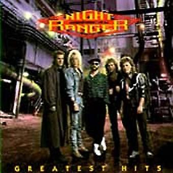 Night Ranger - Greatest Hits [CD] USA import