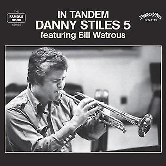 Danny Stiles - In Tandem [CD] USA import