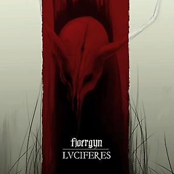 Fjoergyn - Lucifer Es [CD] USA import