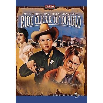 Importazione USA cavalcare chiaro di Diablo [DVD]