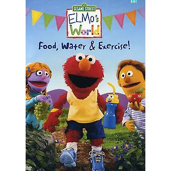Food-Water & Exercise [DVD] USA import