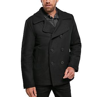 Brandit - PEA Caban takki lyhyt takki musta