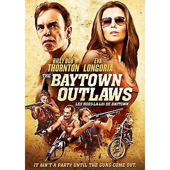 Baytown Outlaws [DVD] USA import