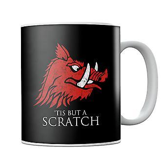 House Scratch Monty Python Mug