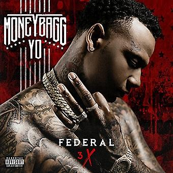 Moneybagg Yo - Federal 3X [CD] USA import