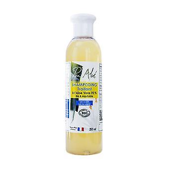 Organic Aloe Puraloe Shampoo 200 softgels