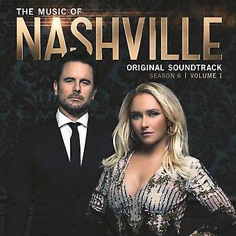 Music of Nashville (Season 6 Vol 1) / O.S.T. - Music of Nashville (Season 6 Vol 1) / O.S.T. [CD] USA import