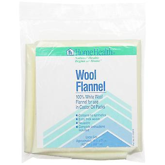 Home Health Wool Flannel, Large18X24 In.