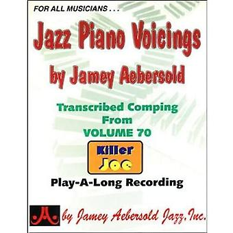 Jazz Piano Voicings: Volume� 70 Killer Joe (For All Musicians): Transcribed Comping from Volume 70: Killer Joe Play-A-Long Recording