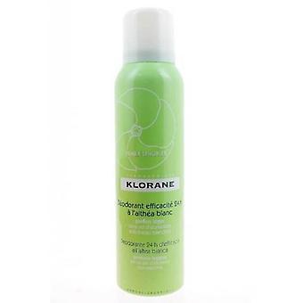 Klorane Spray Deodorant 125 ml