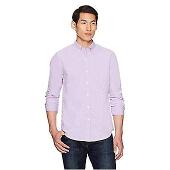 "Brand - Goodthreads Men's ""The Perfect Oxford Shirt"" Slim-Fit Long-Sle..."