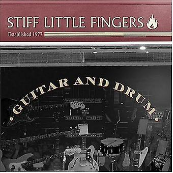Stiff Little Fingers - Guitar & Drum [CD] USA import