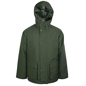 Barbour beacon men's green bedale jacket