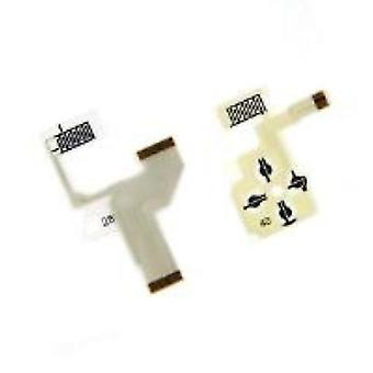 Membrane keypad for sony psp 1000 left and right conductive button circuit film set replacement | zedlabz