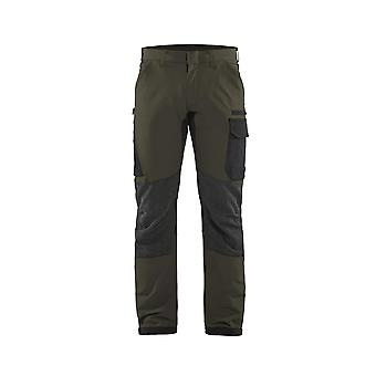 Blaklader 1422 4-way-stretch trousers cordura - mens (14221645) -  (colours 2 of 2)
