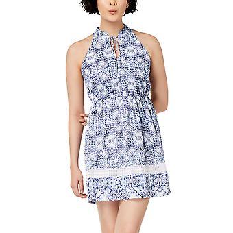 Maison Jules | geo-print grime kjole