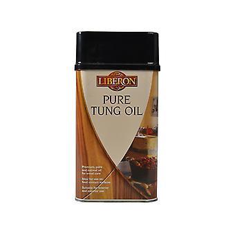 Liberon Pure Tung Oil 1 Litre LIBTO1L