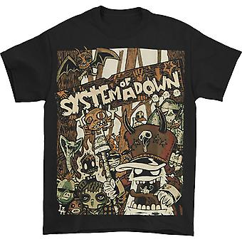 System Of A Down Voodoo T-shirt
