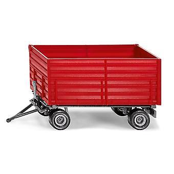 SIKU 2898 Double essieu remorque véhicule
