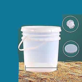 Fermentation Container- With Lid Food Grade Fermenter Bucket