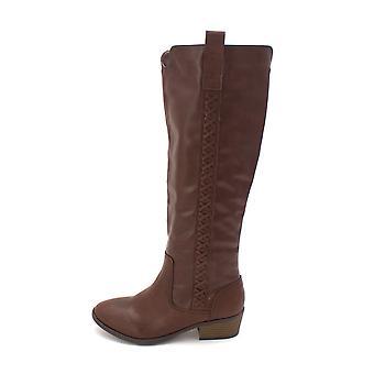 MIA Womens sanford Closed Toe Knee High Fashion Boots