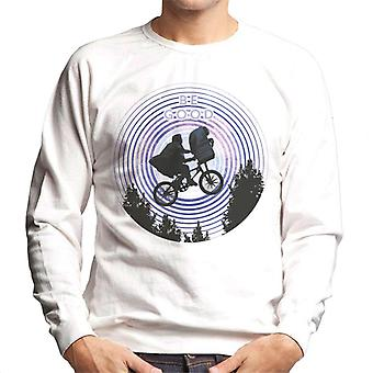 E.T. Ride In The Sky Be Good Men's Sweatshirt