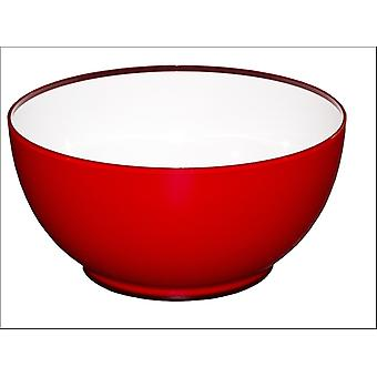 What More Bowl Large 2 Tone Red/White 20189