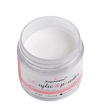 Nail Sculpture Powder - White Nail 3d Art Design Colore, Builder Pink Nail