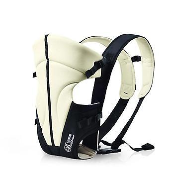 Bärsele, ryggsäck wrap främre bär - 3 i 1 populär andningsbar känguru