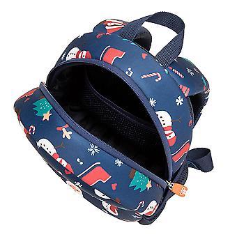 رياض الأطفال فتاة & apos;ق حقيبة المدرسة سنومان حقيبة المدرسة