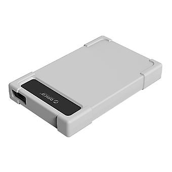 ORICO 28UTS-U3 USB3.0 Micro-B to SATA Hard Drive Adapter, Support UASP Protocol for 9.5mm and Below Thickness 2.5 inch SATA HDD / SSD (Light Grey)