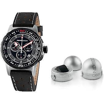 Momo design watch pilot pro chrono quarzo md2164ss-12
