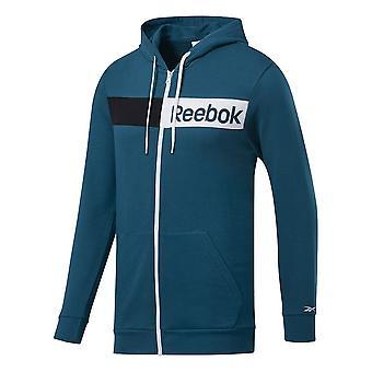Reebok Logo FZ H FJ4696 universel toute l'année sweatshirts hommes